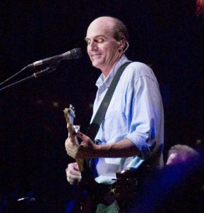 James Taylor plays Tanglewood July 3 & 4, 2014