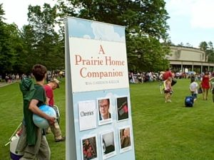 A Prairie Home Companion at Tanglewood