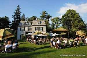 Highwood mansion at Tanglewood, Lenox, MA