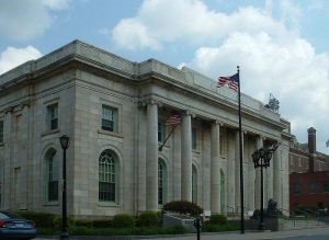 Pittsfield, MA city hall