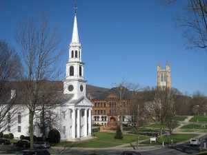 Williamstown, Mass in the Berkshires