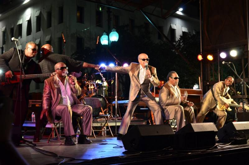 Mahaiwe PAC schedules March 25, 2012 concert by the Blind Boys of Alabama