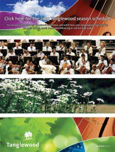 2013 Tanglewood brochure
