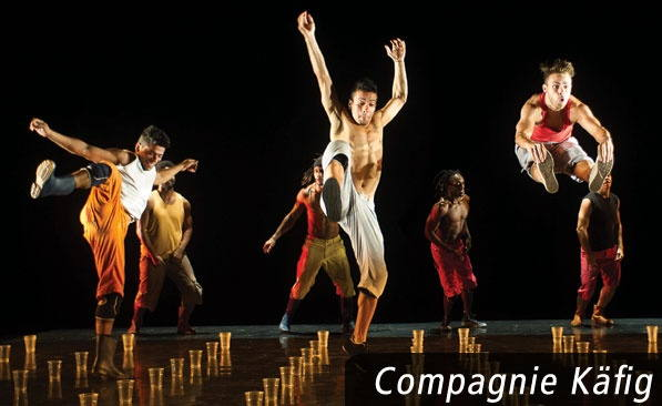 Compagne Kafig on Jacob's Pillow schedule