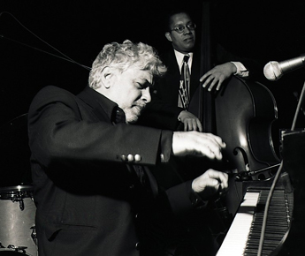 Monty Alexander Trio in concert Aug. 25, 2013 at Tanglewood's Ozawa Hall