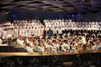 Maestro Bernard Haitink leads Beethoven's Ninth at Tanglewood.