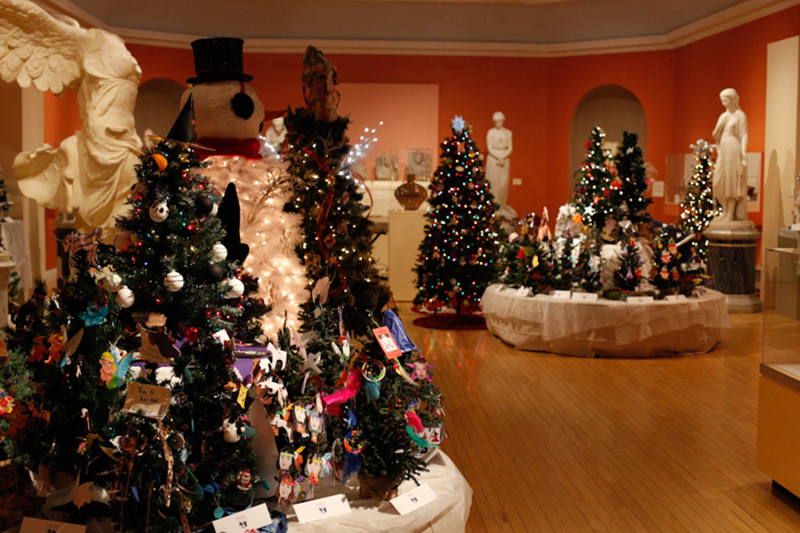 Berkshire Museum Festival of Trees