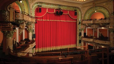 Berkshire Theatre Festival at Colonial Theatre Pittsfield MA