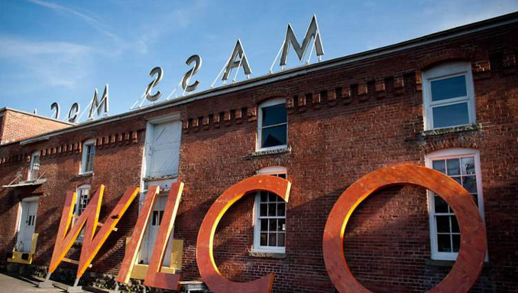 MASS MoCA performing arts events