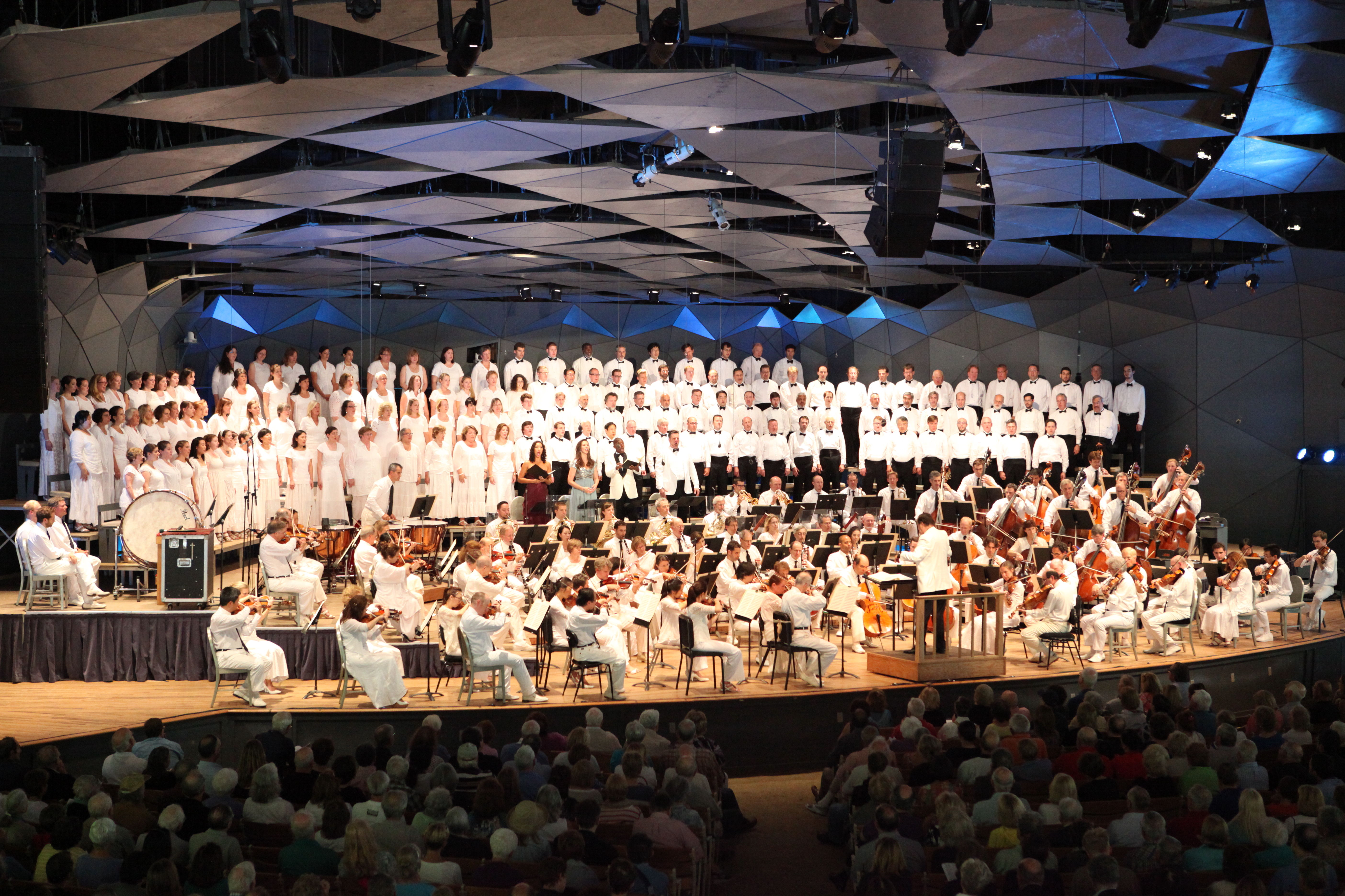 Beethoven symphony 9 at tanglewood berkshire links for The tanglewood