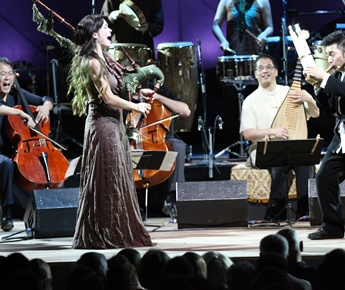 Yo Yo Ma's Silk Road Ensemble opens Tanglewood schedule on June 22, 2012