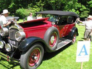 Chesterwood Antique & Classic Automobile Show