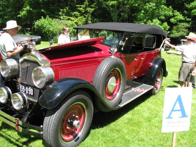 Chesterwood Antique & Classic Automobile Show