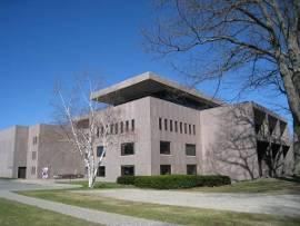 Stone Hill Center at Clark Art Institute, Williamstown, Mass.