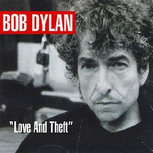 Bob Dylan played songs from Love and Theft Fleet Center Boston, Nov. 24, 2001.