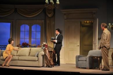 Cast of Noel Coward in Two Keys at Berkshire Theatre Festival