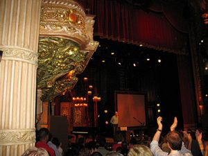 James Taylor One Man Band at Colonial Theatre Pittsfield, Mass.