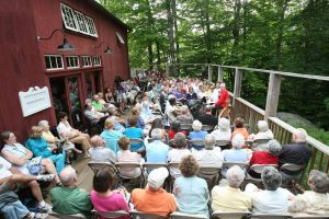 Free observations and showings at The School at Jacob's Pillow; photo Ben Rudick