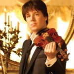 Joshua Bell performs at Tanglewood, July 2009