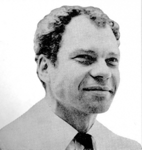 Merce Cunningham, c. 1961