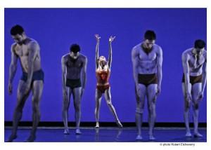Les Grands Ballets Canadiens de Montreal, photo by Robert Etcheverry