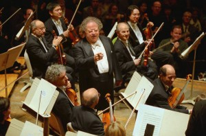 James Levine, Music Director of the Boston Symphony Orchestra