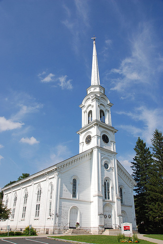 Lee, Mass Congregational Church
