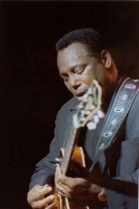 George Benson at 2001 Tanglewood Jazz Festival