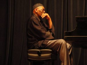 Randy Weston at the Berkshire Museum May 29, 2010.
