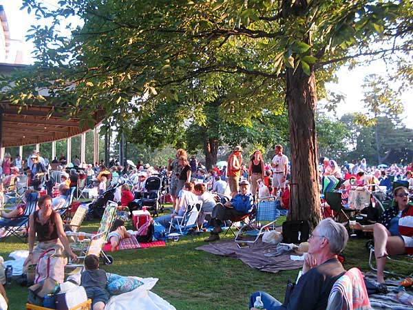 tanglewood on parade 2020