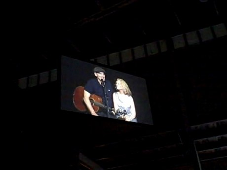 James Taylor and Carole King - Tanglewood - July 5, 2010