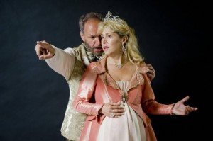 The Winter's Tale at Shakespeare and Co., Lenox, MA; photo Kevin Sprague.