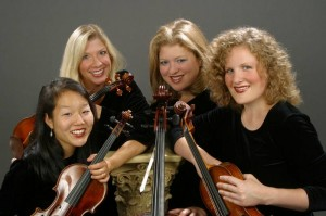 Cavani String Quartet on schedule at Clark Art Institute in the Berkshires