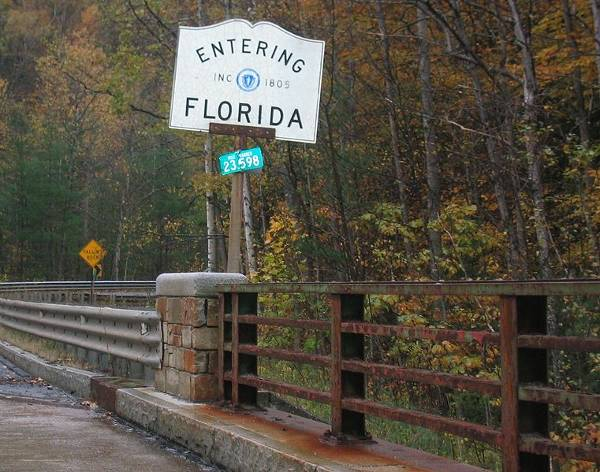 Florida, Mass. on the Mohawk Trail in the Berkshires; Photo by Jozef Nagy