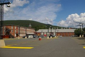 MASS MoCA in North Adams, Mass. the Berkshires; photo by N-Lange.de