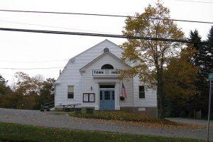Richmond, Mass. town hall