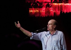 James Taylor joins cast of A Christmas Carol