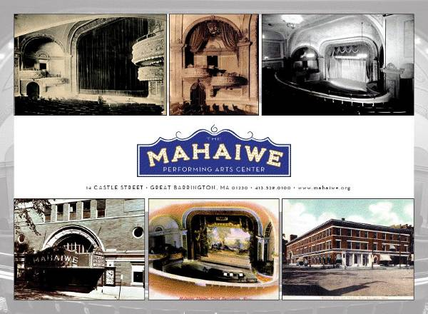 Mahaiwe Performing Arts Center vintage images