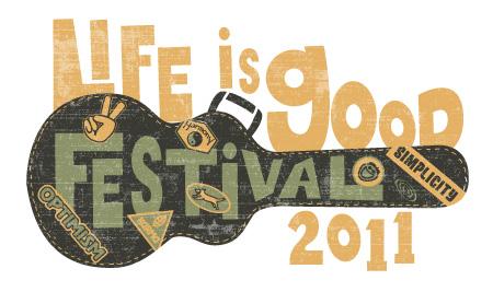 2011 Life is good Festival