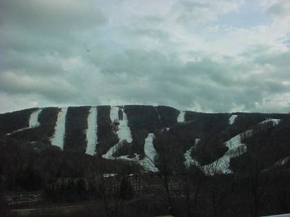 Jiminy Peak Mountain Resort in the Berkshires