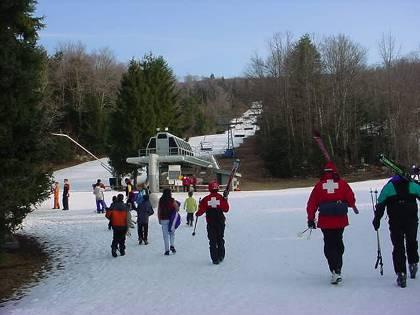 Ski Butternut in the Berkshires