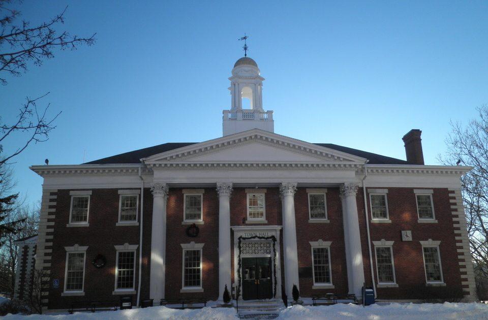 Lenox, MA Town Hall