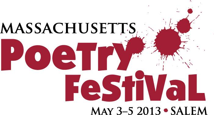 Massachusetts Poetry Festival 2013 poster