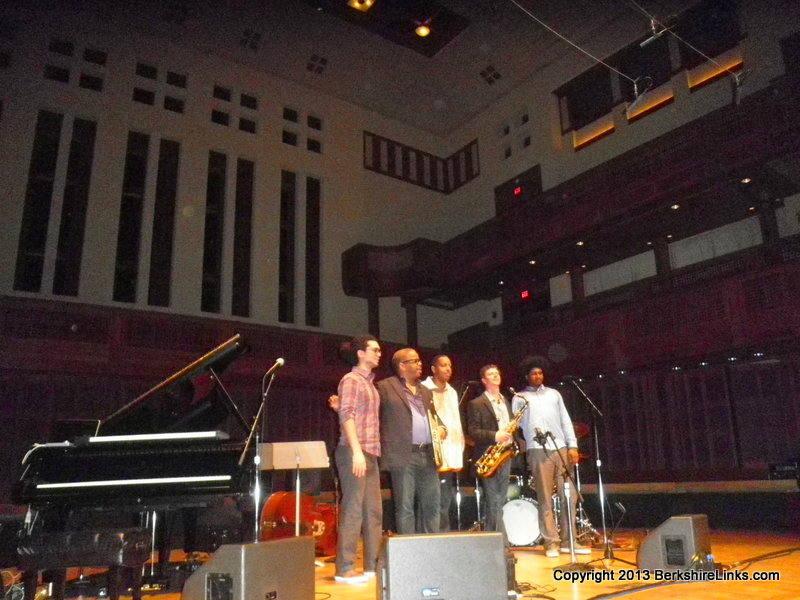 Terrence Blanchard Quintet performance June 28, 2013 Ozawa Hall, Tanglewood