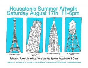 Housatonic Summer Artwalk