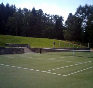 Piretti Sports tennis contractor in the Berkshires
