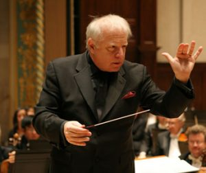 Leonard Slatkin's 70th birthday celebrated at Tanglewood by the BSO.