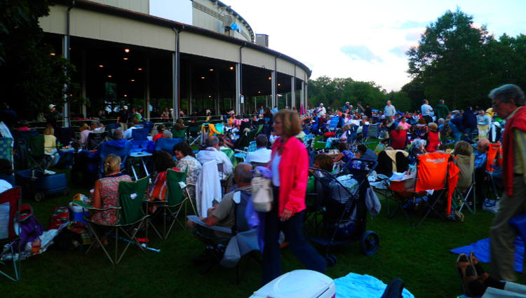 Tanglewood 2014 season schedule overview