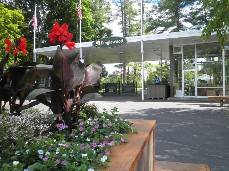 Tanglewood Main Gate