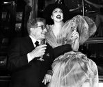 Tony Bennett and Lady Gaga at Tanglewood